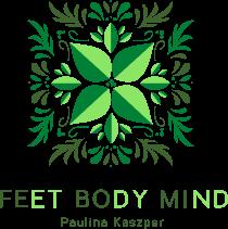 Feet Body Mind Paulina Kaszper Logo